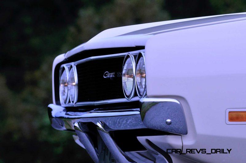 1969 Dodge Hemi Charger 500 11