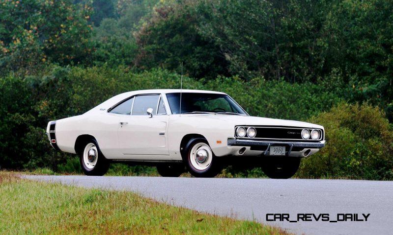 1969 Dodge Hemi Charger 500 12