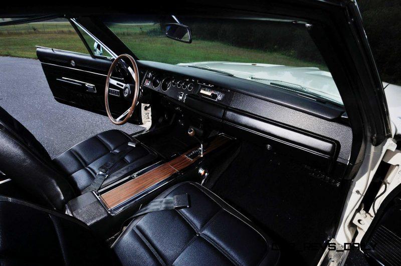 1969 Dodge Hemi Charger 500 20