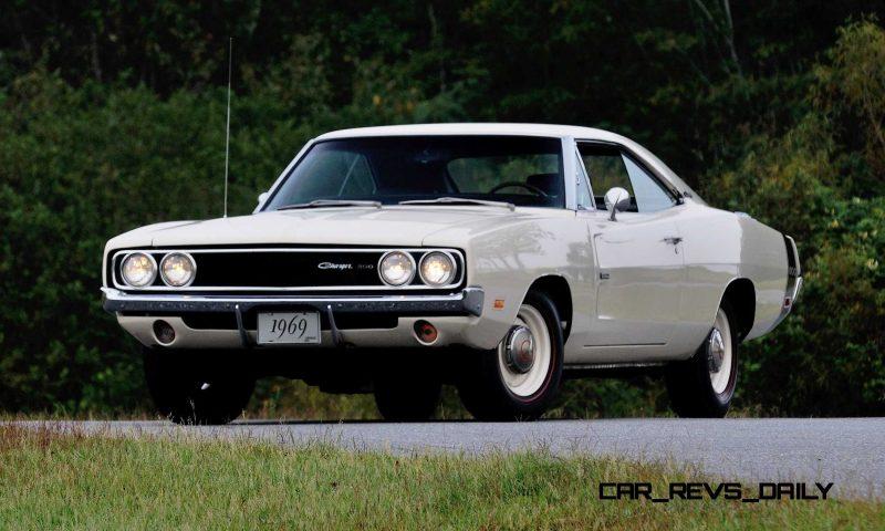 1969 Dodge Hemi Charger 500 22