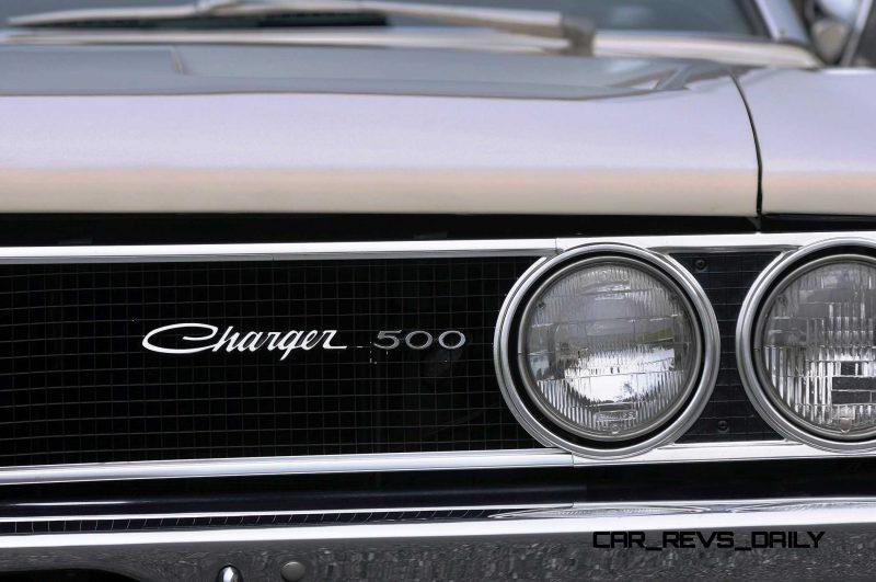 1969 Dodge Hemi Charger 500 23