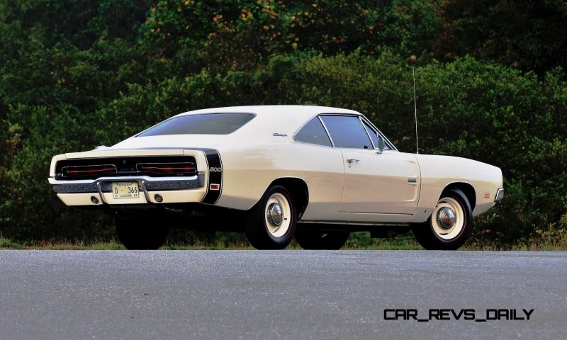 1969 Dodge Hemi Charger 500 3