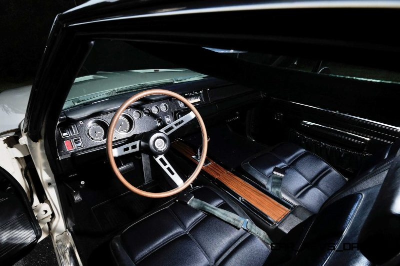 1969 Dodge Hemi Charger 500 4