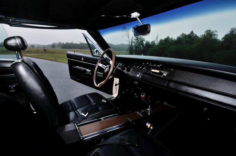 1969 Dodge Hemi Charger 500 5