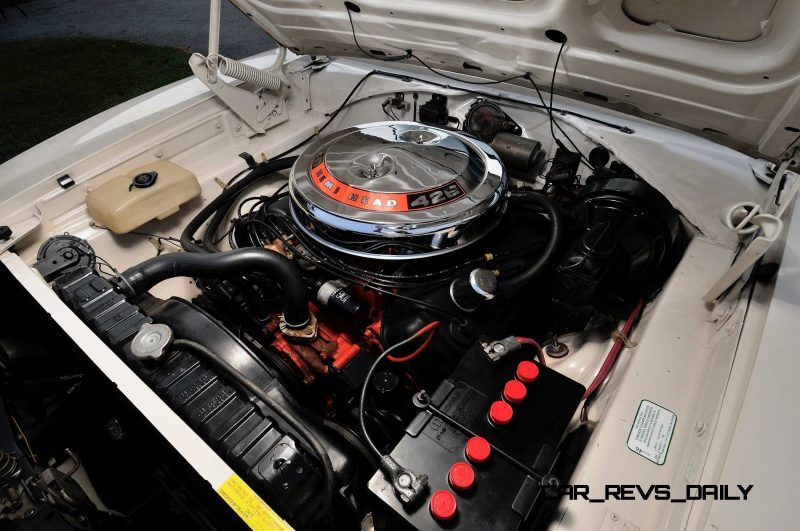 1969 Dodge Hemi Charger 500 6