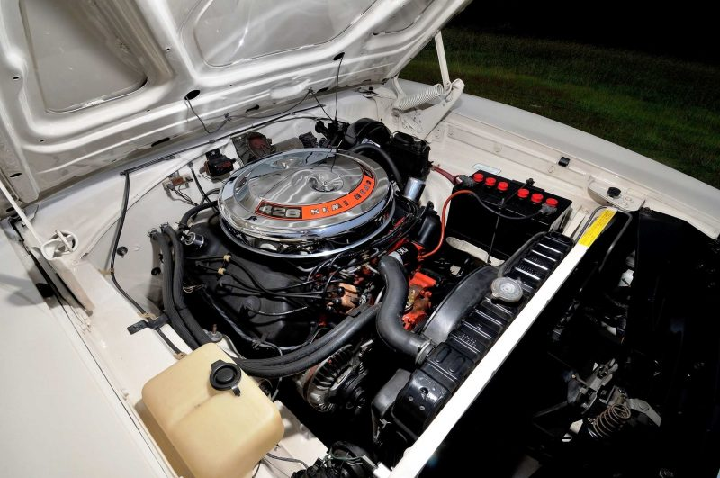1969 Dodge Hemi Charger 500 7