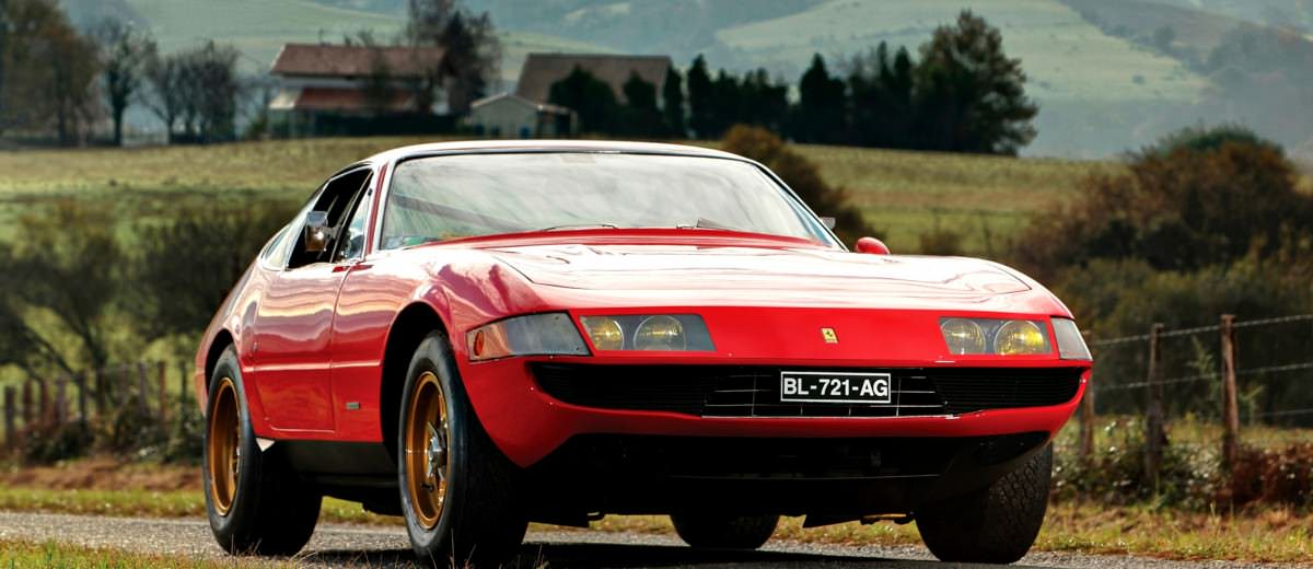1969 Ferrari 365 GTB4 Daytona Berlinetta 1