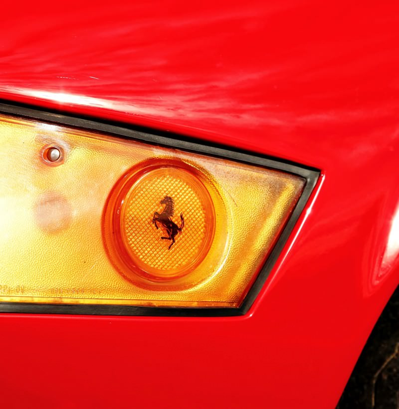 1969 Ferrari 365 GTB4 Daytona Berlinetta 12
