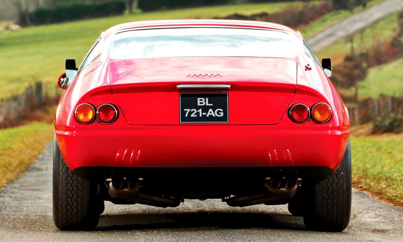 1969 Ferrari 365 GTB4 Daytona Berlinetta 18