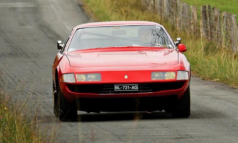 1969 Ferrari 365 GTB4 Daytona Berlinetta 19