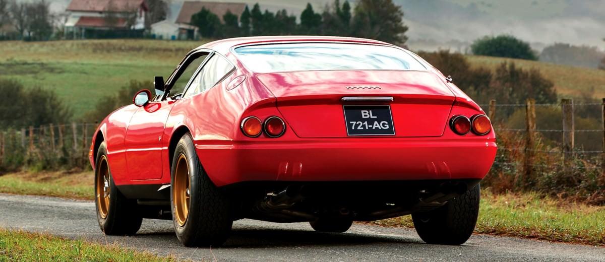 1969 Ferrari 365 GTB4 Daytona Berlinetta 2