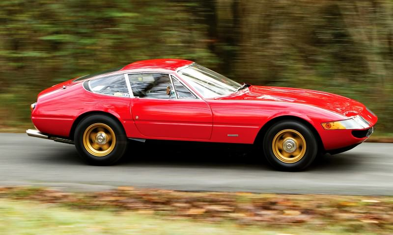 1969 Ferrari 365 GTB4 Daytona Berlinetta 20