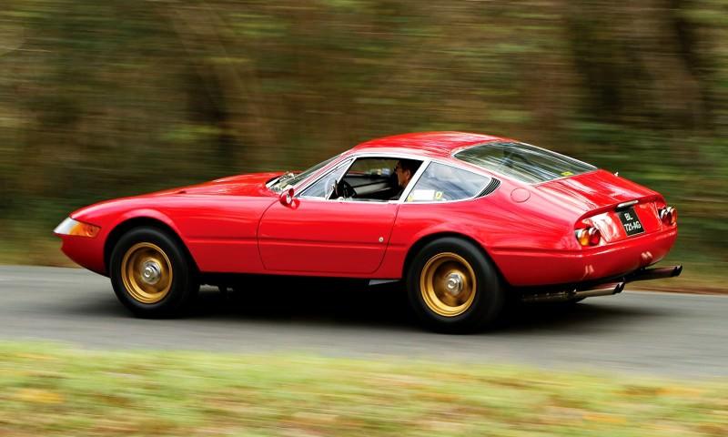 1969 Ferrari 365 GTB4 Daytona Berlinetta 21