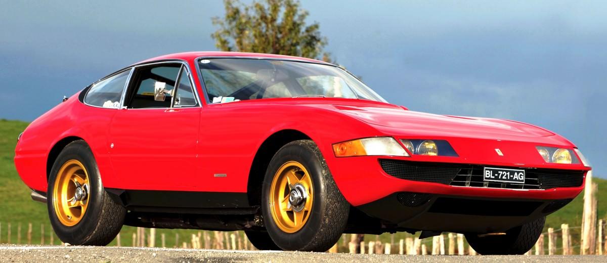 1969 Ferrari 365 GTB4 Daytona Berlinetta 29