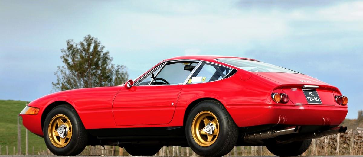 1969 Ferrari 365 GTB4 Daytona Berlinetta 30