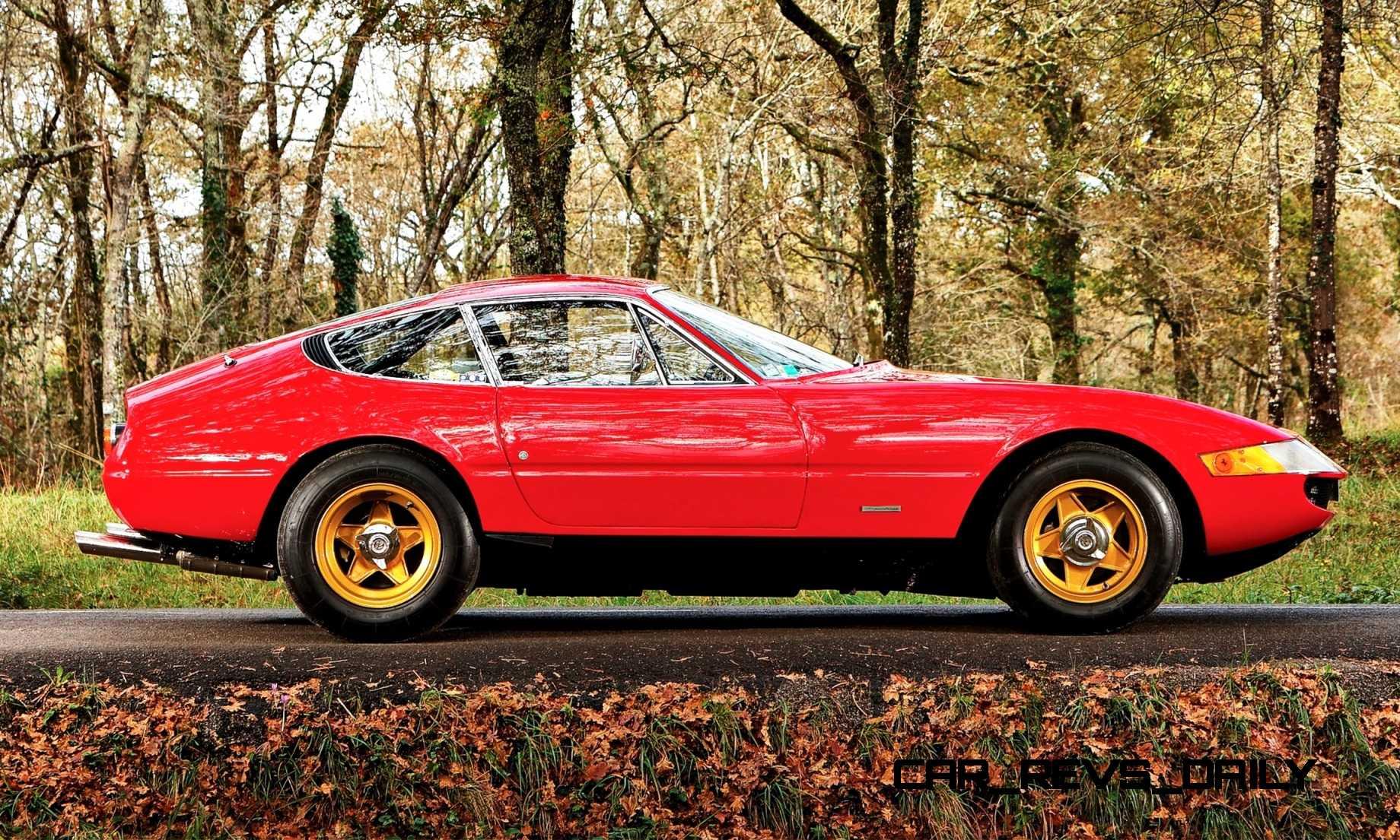 1969 Ferrari 365 Gtb4 Daytona Berlinetta 5