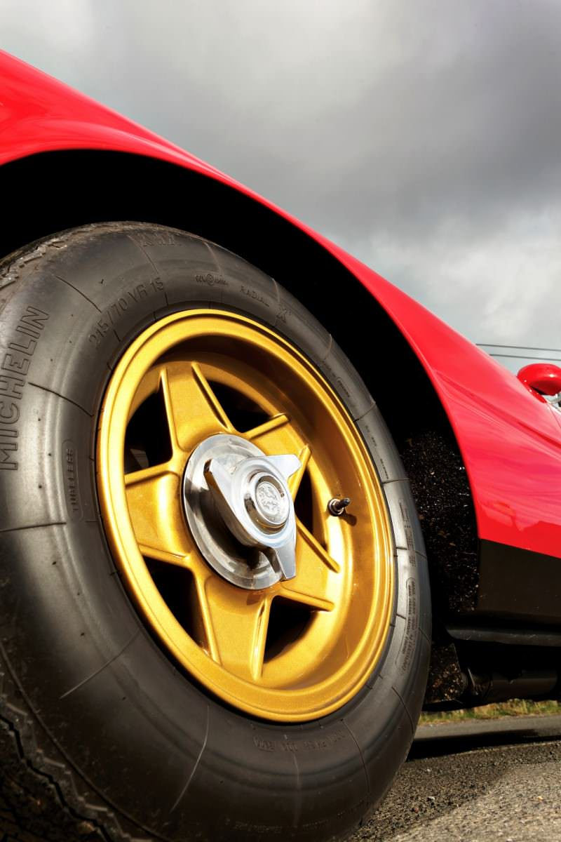 1969 Ferrari 365 GTB4 Daytona Berlinetta 9