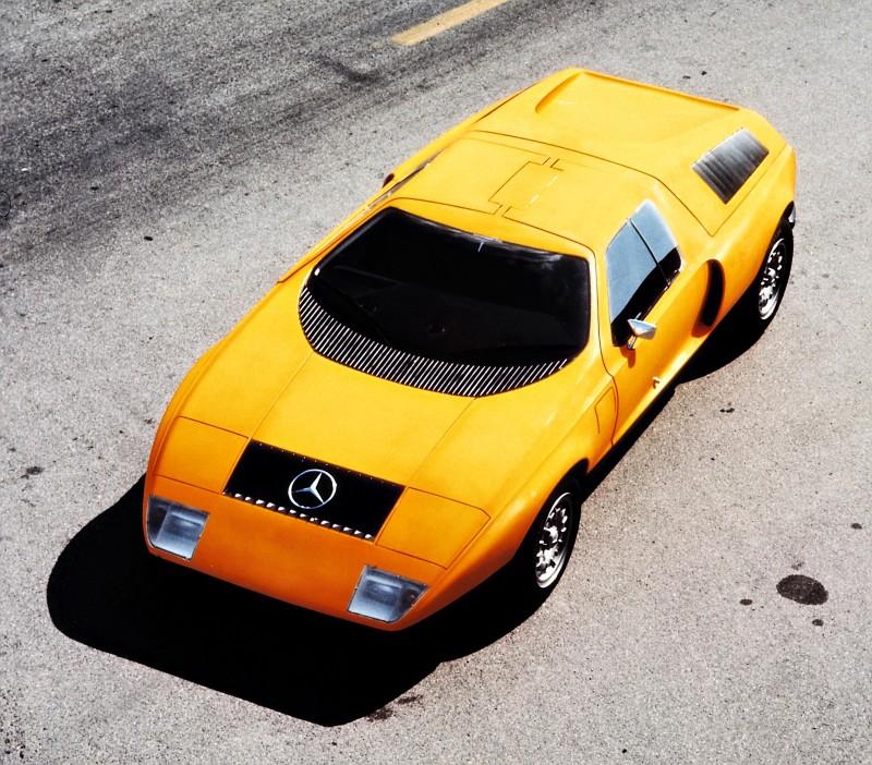 1969 Mercedes-Benz C111 and 1970 C111-II 22