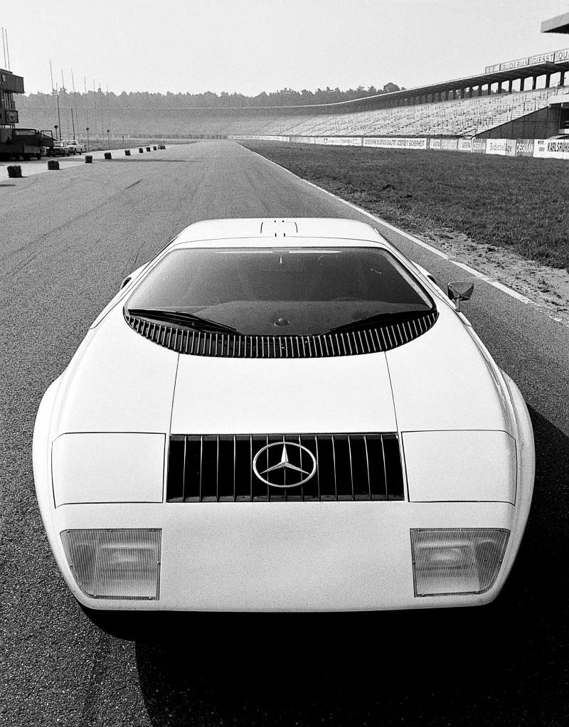 1969 Mercedes-Benz C111 and 1970 C111-II 24