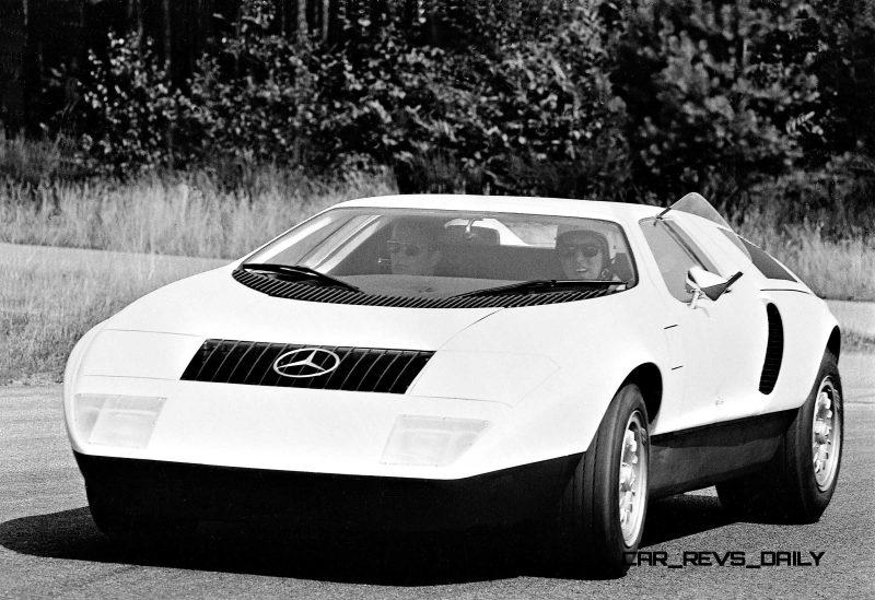 1969 Mercedes-Benz C111 and 1970 C111-II 28