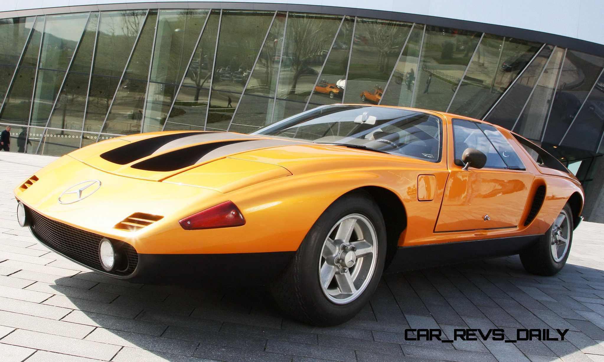 1969 mercedes benz c111 and 1970 c111 ii for Mercedes and benz