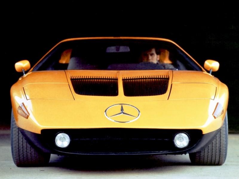 1969 Mercedes-Benz C111 and 1970 C111-II 47