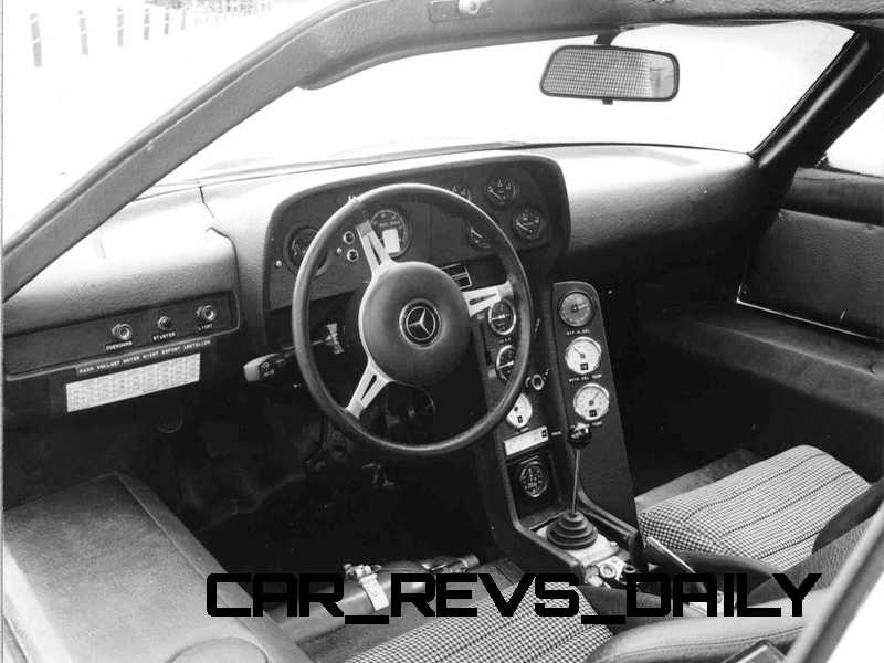 1969 Mercedes-Benz C111 and 1970 C111-II 49