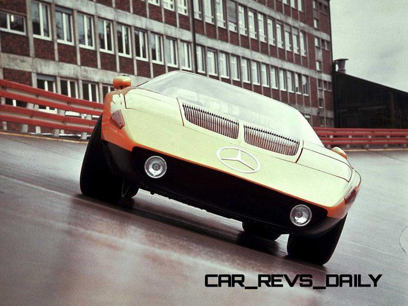 1969 Mercedes-Benz C111 and 1970 C111-II 50