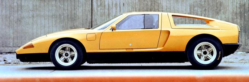 1969 Mercedes-Benz C111 and 1970 C111-II 56