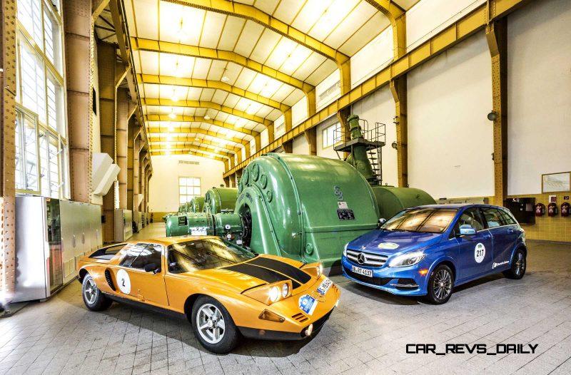 1969 Mercedes-Benz C111 and 1970 C111-II 9