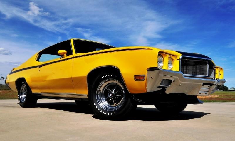 1970 Buick GSX 21