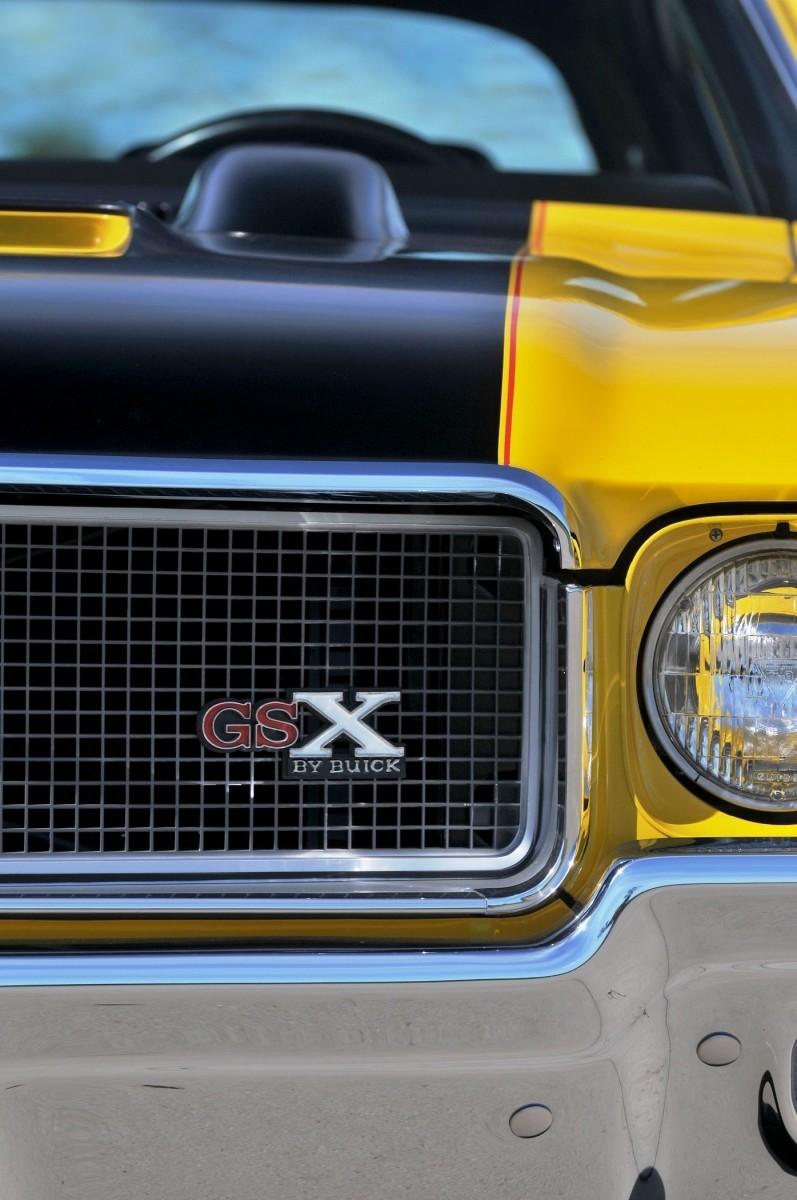 1970 Buick GSX 23