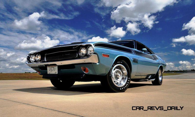 1970 Dodge Challenger TA 11