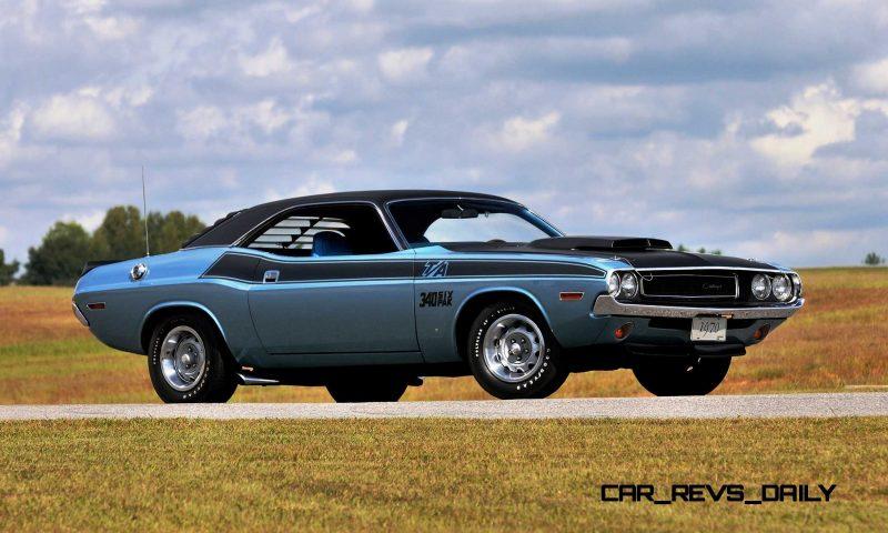1970 Dodge Challenger TA 12