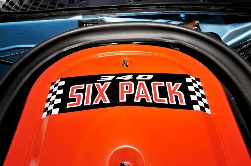 1970 Dodge Challenger TA 13