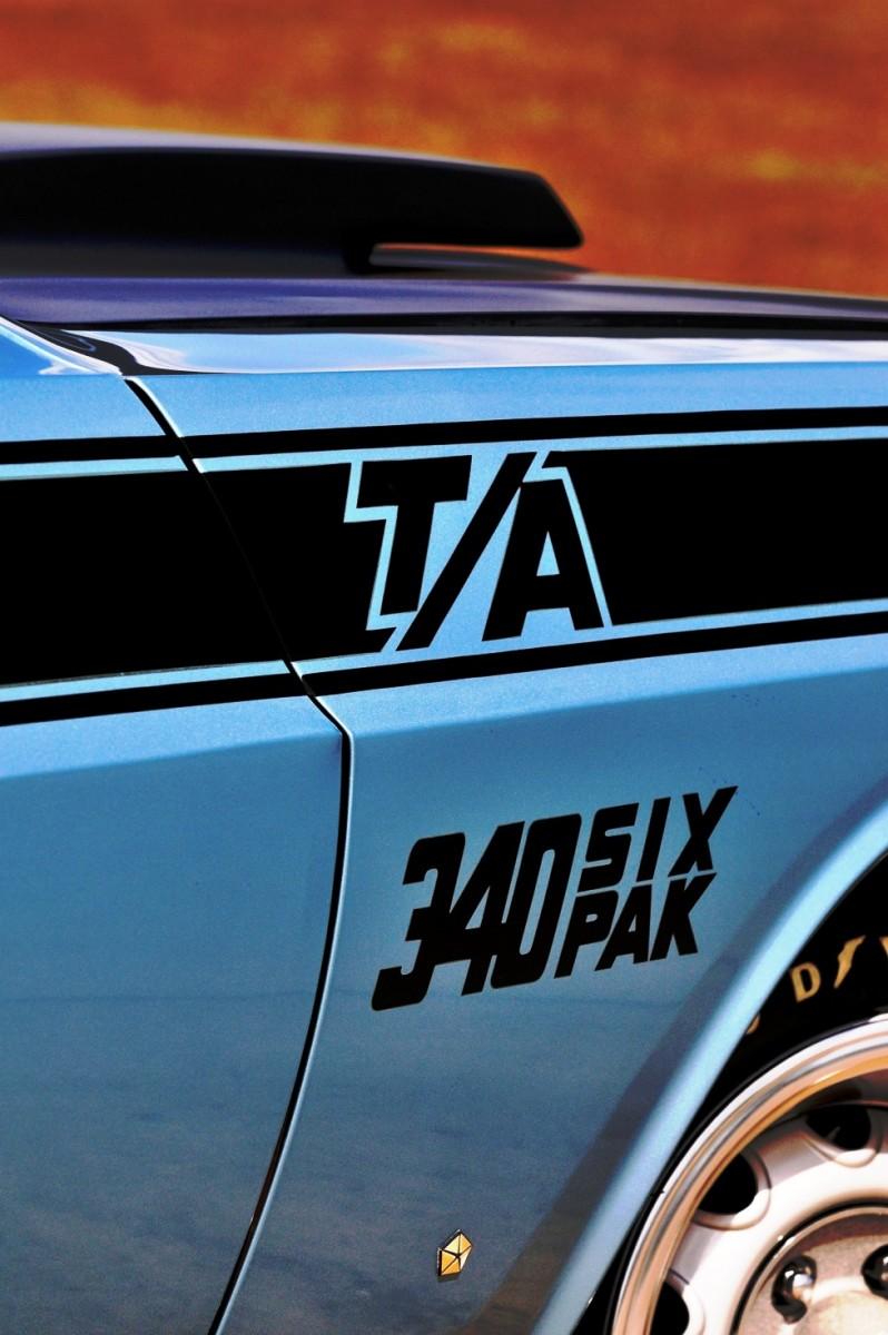 1970 Dodge Challenger TA 16