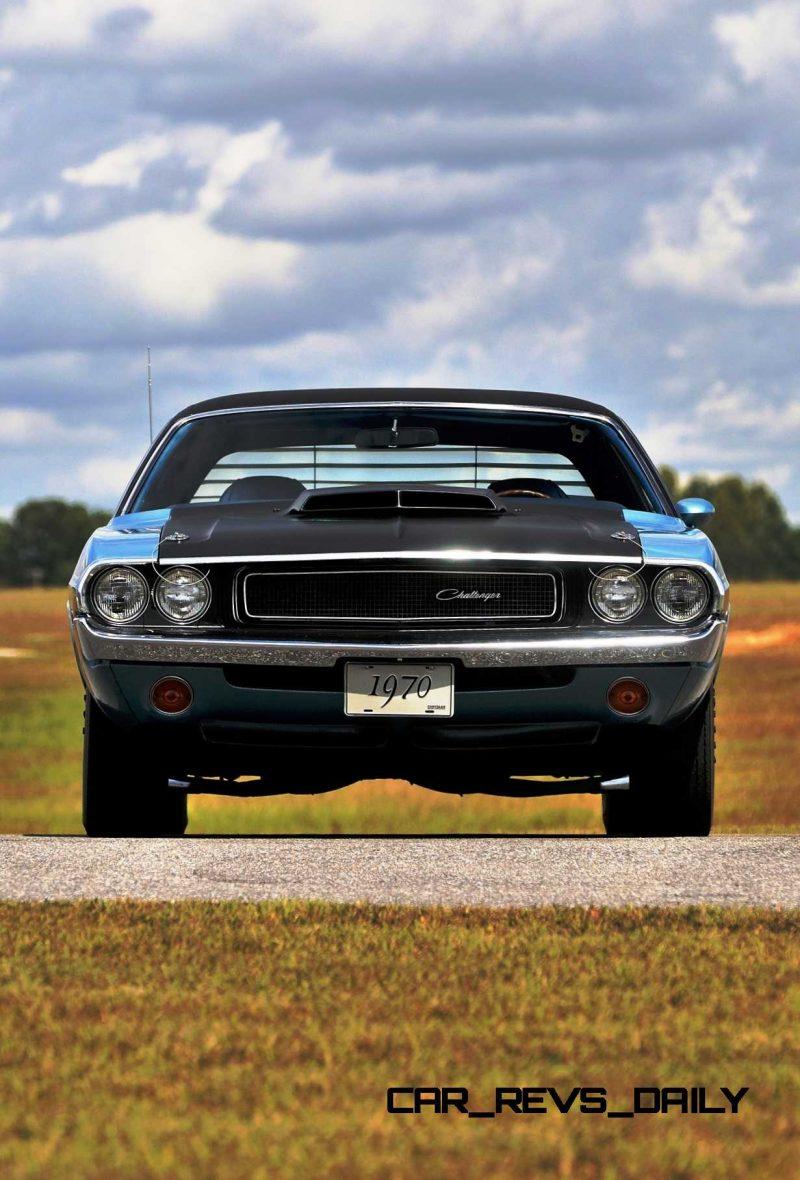 1970 Dodge Challenger TA 19
