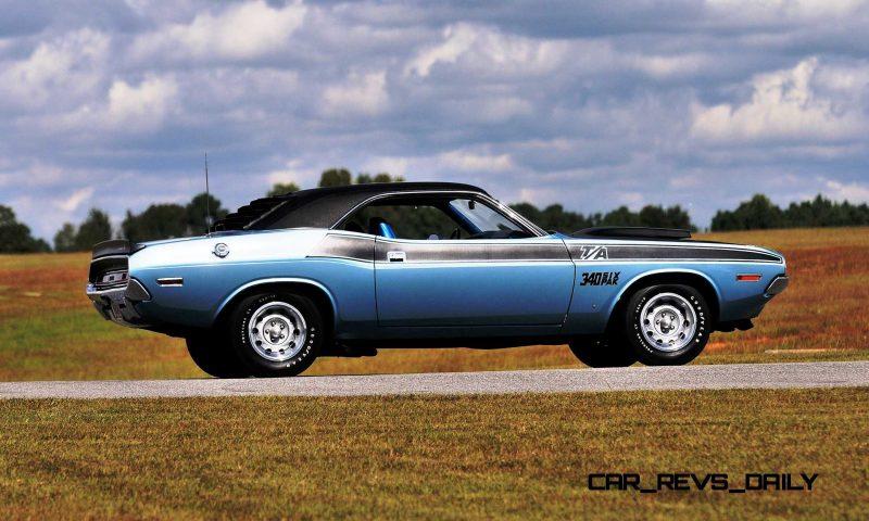 1970 Dodge Challenger TA 2