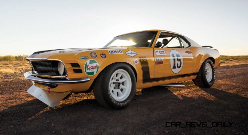 1970 Ford Mustang Boss 302 Kar Kraft Trans Am 1
