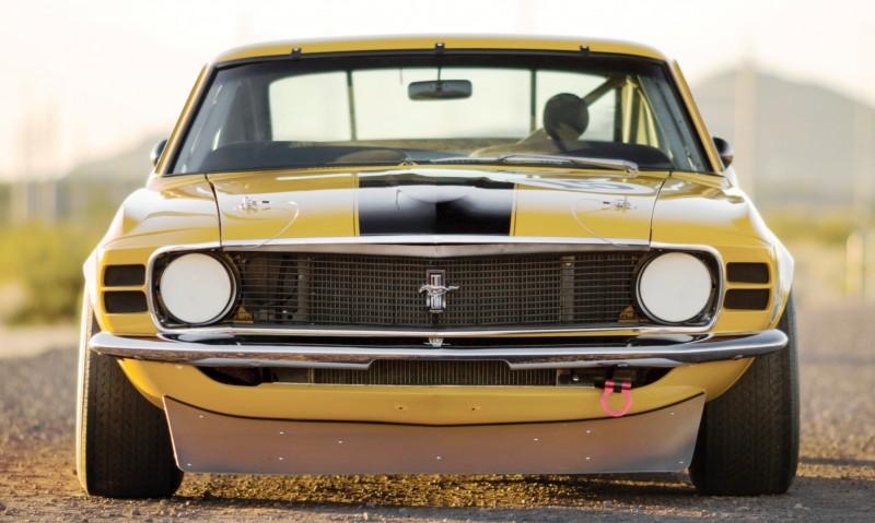 1970 Ford Mustang Boss 302 Kar Kraft Trans Am 11