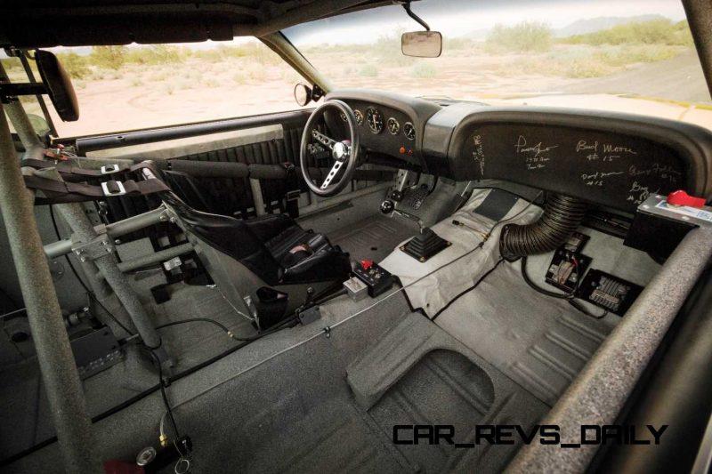 1970 Ford Mustang Boss 302 Kar Kraft Trans Am 13