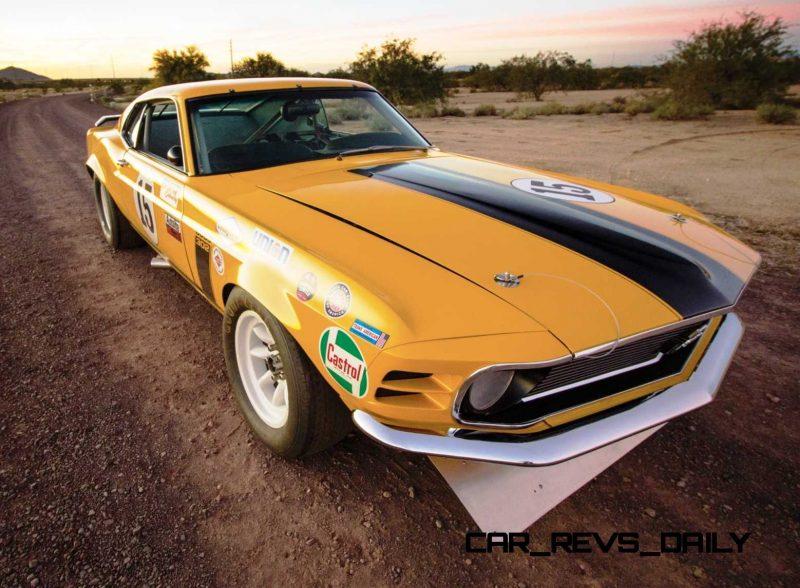 1970 Ford Mustang Boss 302 Kar Kraft Trans Am 17