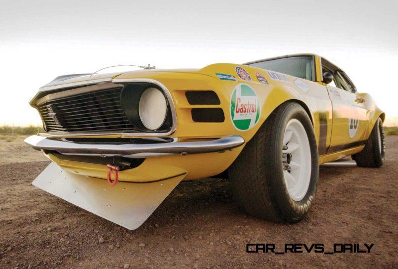 1970 Ford Mustang Boss 302 Kar Kraft Trans Am 18