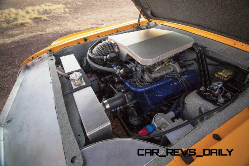 1970 Ford Mustang Boss 302 Kar Kraft Trans Am 3