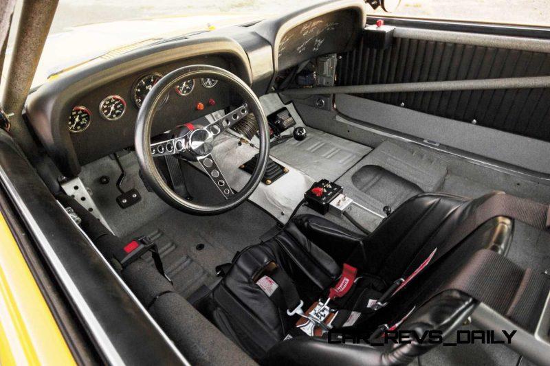 1970 Ford Mustang Boss 302 Kar Kraft Trans Am 4