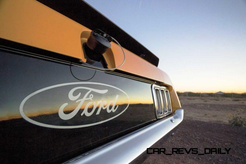 1970 Ford Mustang Boss 302 Kar Kraft Trans Am 7