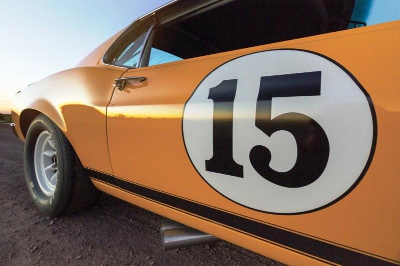 1970 Ford Mustang Boss 302 Kar Kraft Trans Am 8