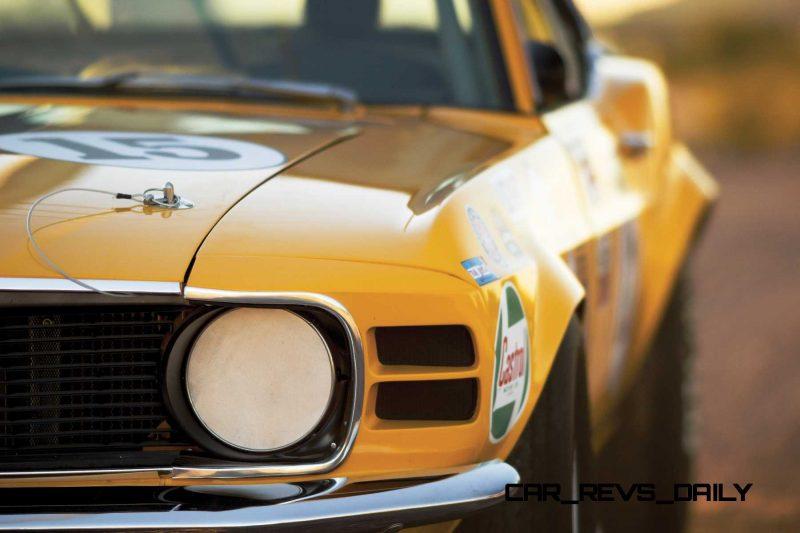 1970 Ford Mustang Boss 302 Kar Kraft Trans Am 9