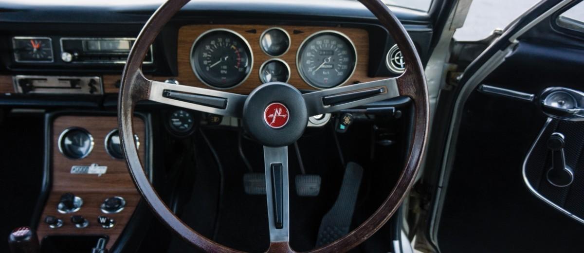 1970 Nissan Skyline 2000 GT-R Hakosuka Sedan 12