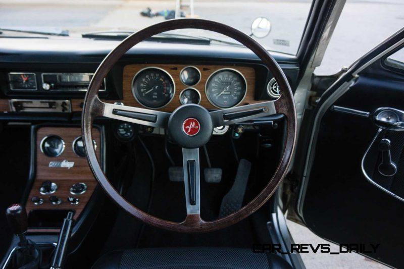 1970 Nissan Skyline 2000 Gt R Hakosuka